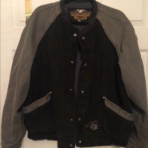 Harley Davidson vintage denim jacket